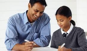 private tutor happy