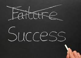 failure to success